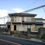 甚目寺の家