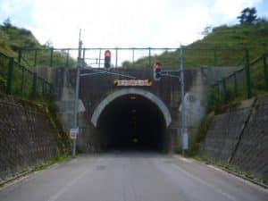 旧和田峠トンネル