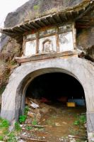旧豊浜トンネル