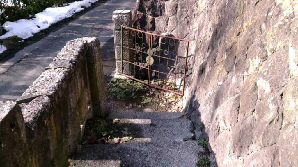 長野市箱清水のK子さんの家