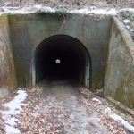 太白山トンネル
