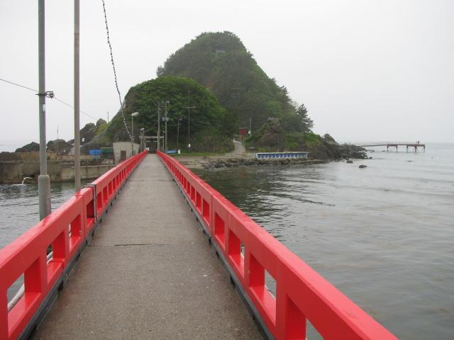 白山島、白山神社