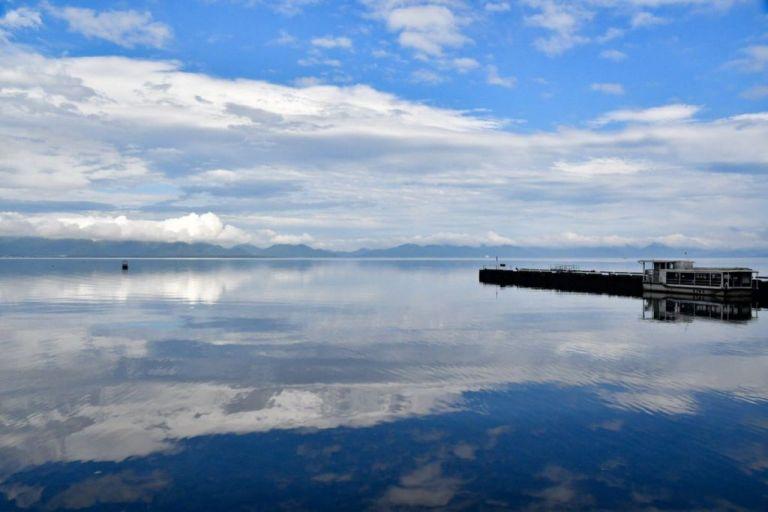 猪苗代湖(天鏡湖)