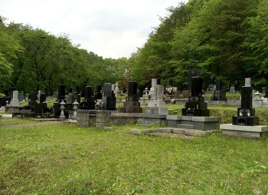 十瀬野公園墓地