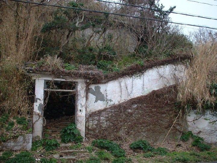 ガス爆発の家