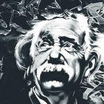 アインシュタインの絵