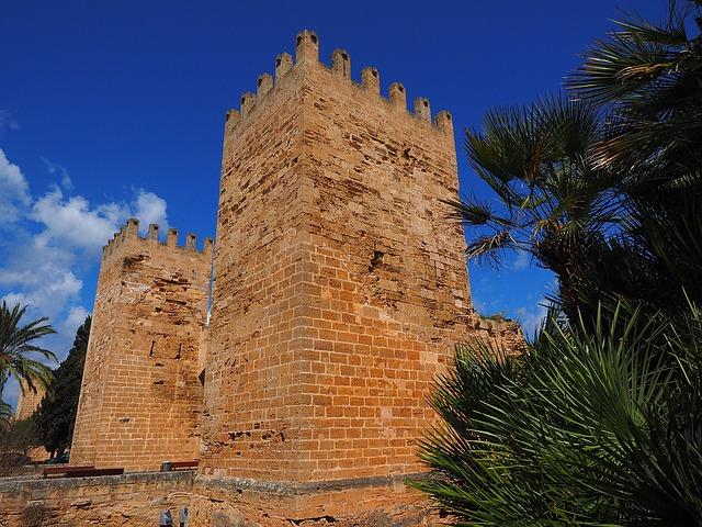 レンガ建ての塔