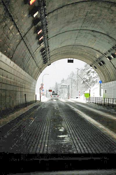 山谷トンネル
