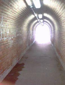 厨子奥トンネル