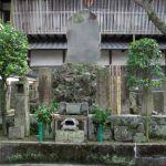 千本浜の首塚
