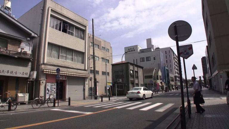 山崎マーケット跡