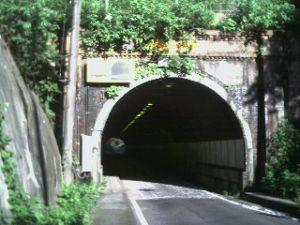 小坪トンネル