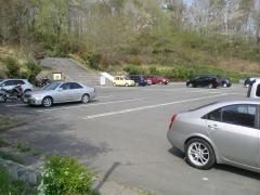 美の山公園駐車場