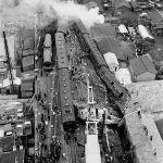 三河島事故の現場