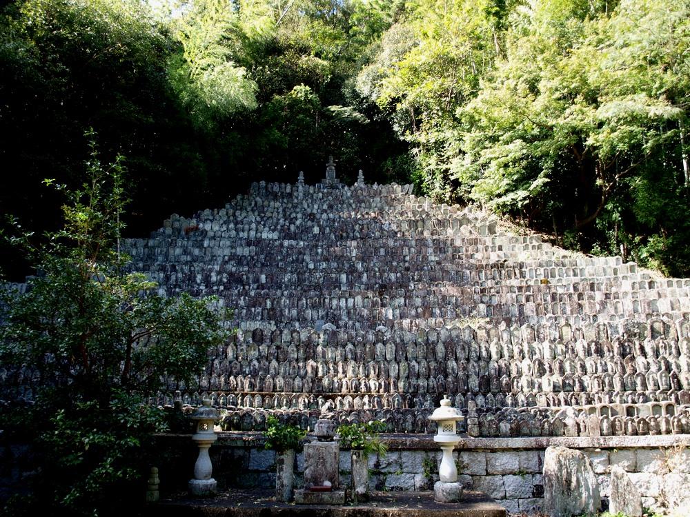 桂林寺 無縁聖霊墓地