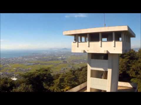 谷上山展望台