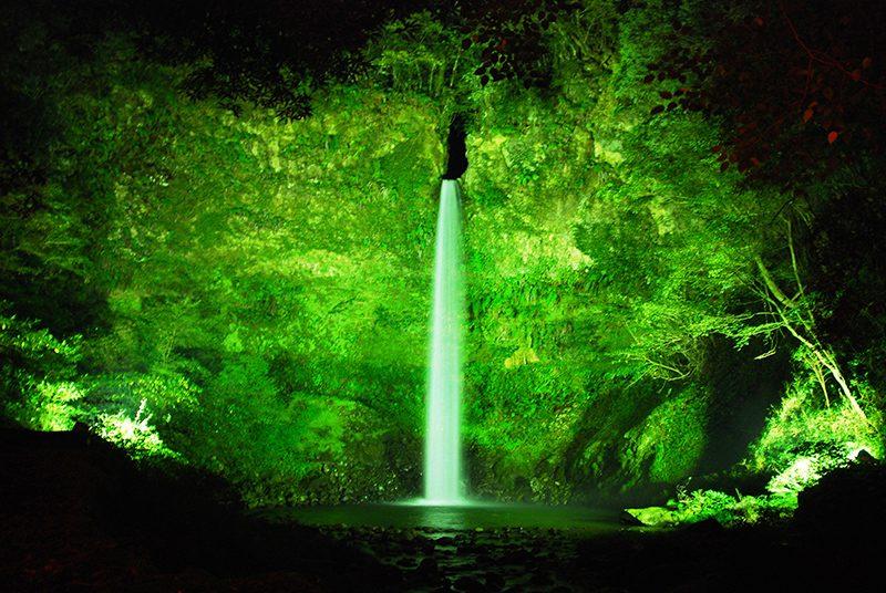 小布瀬の滝