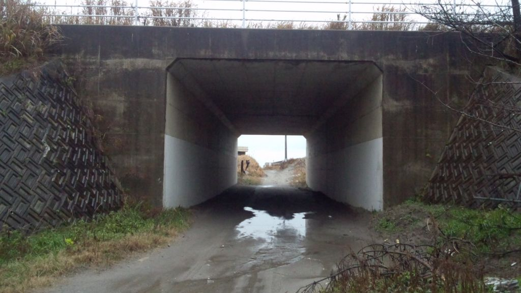 五十嵐トンネル