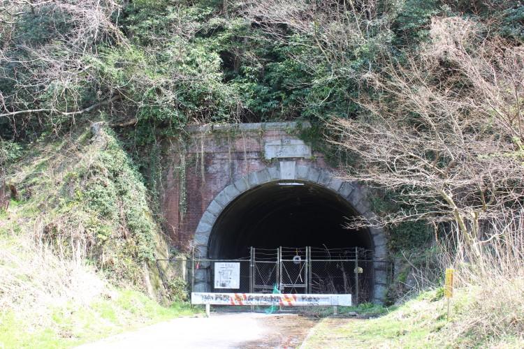 旧仲哀トンネル