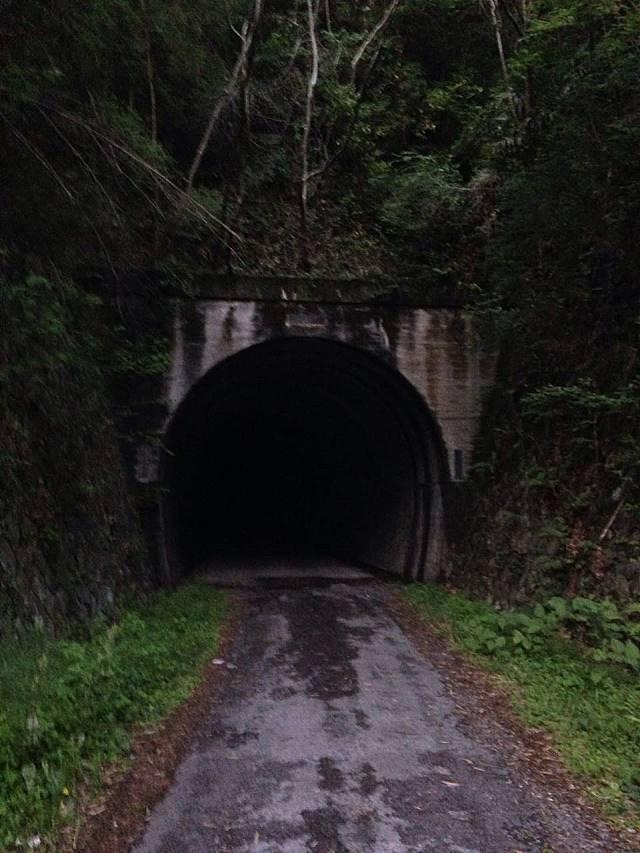 二股トンネル