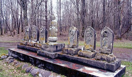 旭川中国人墓地