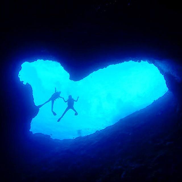 Blue Hole(ブルーホール)/グアム