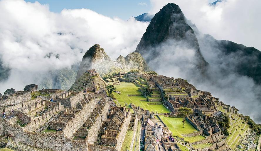 マチュピチュ ペルー