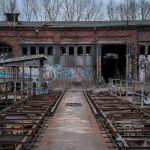 チェルノブイリ廃墟