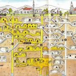 カッパドキアの地下都市