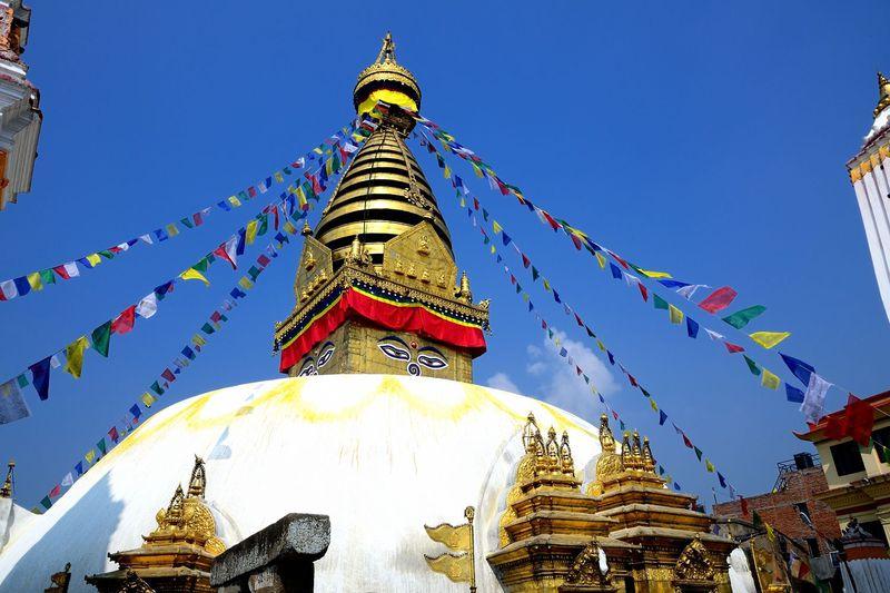 スワヤンブナート寺院【ネパール】