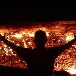 地獄の門~トルクメニスタン