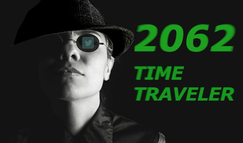 2062年の未来人イメージ