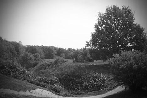コローメンスコエのゴロスの谷間