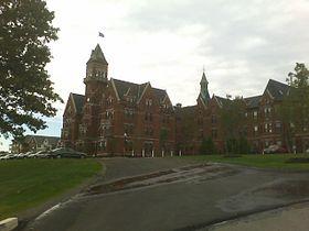 ダンバース精神病院