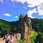 ドイツ エルツ城