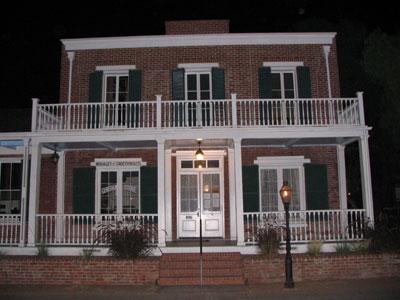 オールドタウンのホエーリーハウス