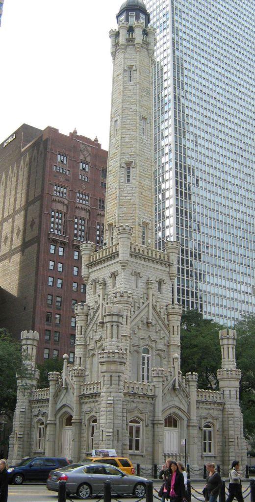 シカゴ・ウォーター・タワー