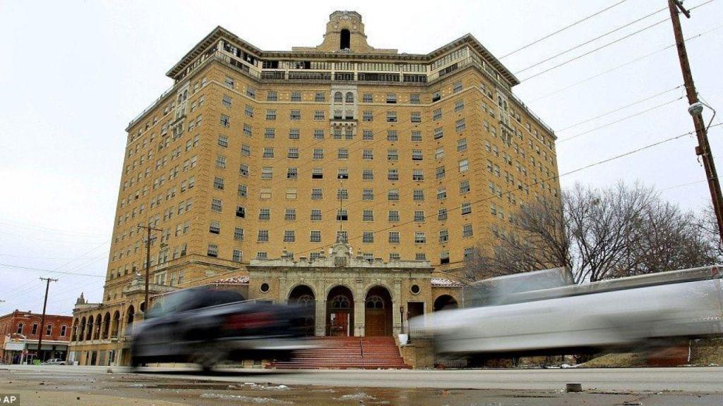 ベイカーホテル アメリカ合衆国