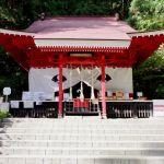 御座石神社 【秋田県】