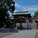 伊豫豆比古命神社(椿神社)