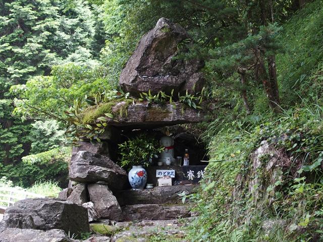 権現岳神社