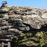 剣山(剣山本宮宝蔵石神社)