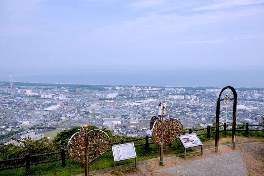 愛宕山(愛宕山展望台)