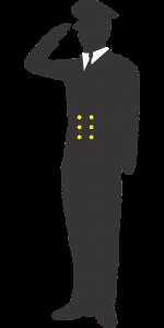 軍服イメージ