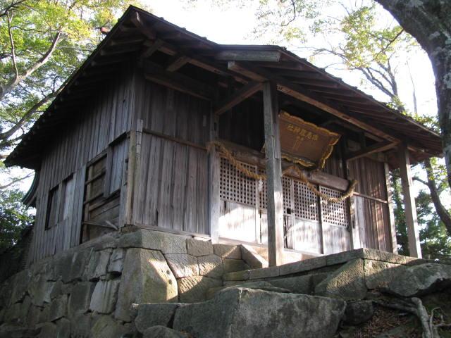 佐白山(笠間城跡)