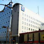 新幹線長野駅のそばのホテルにて