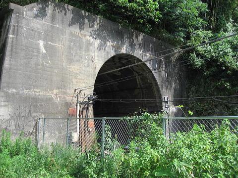 芝山トンネル