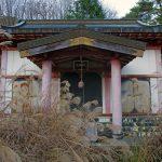 武尊神社(呪いの廃神社)